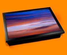 Sunset Cushion Lap Tray