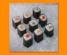 Sushi Napkins (Set of 4)