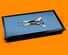 Thunderbirds Plane Cushion Laptop Tray