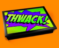 Thwack Comic Lap Tray