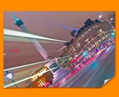Trafalgar Square Poster