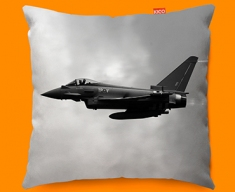 Typhoon BAE Eurofighter Plane Sofa Cushion