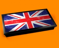 Union Jack Laptop Lap Tray