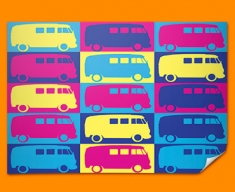 VW 2 Poster