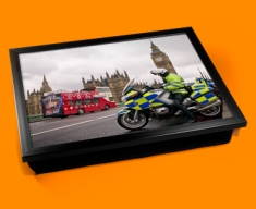 Westminster Police Cushion Lap Tray