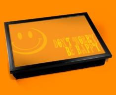 Be Happy Cushion Lap Tray