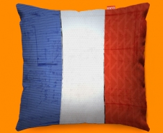 France Flag Cushion 45x45cm