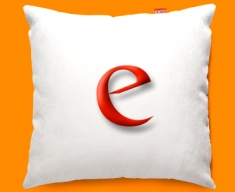 Google E Funky Sofa Cushion 45x45cm