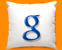 Google G Funky Sofa Cushion 45x45cm (2)