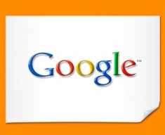 Google Logo Social Networking Poster