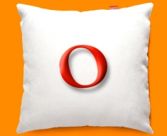 Google O Funky Sofa Cushion 45x45cm
