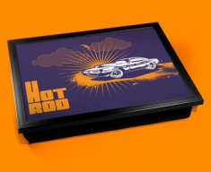 Hot Rod Cushion Lap Tray