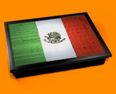 Mexico Cushion Lap Tray