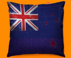 New Zealand Flag Cushion 45x45cm