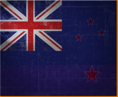 New Zealand Canvas Art Print