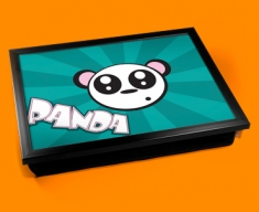 Panda Cushion Lap Tray