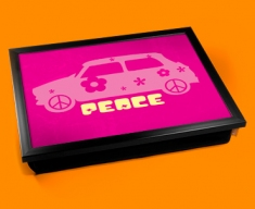 Peace Cushion Lap Tray