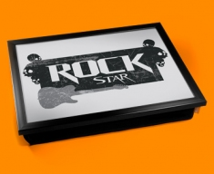 Rock Star Cushion Lap Tray