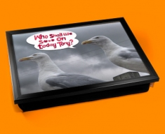 Seagull Cushion Lap Tray