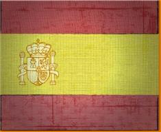 Spain Canvas Art Print