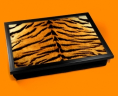 Tiger Animal Skin Lap Tray
